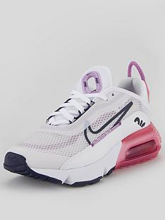 nike-air-max-2090-junior-trainers-greyblue