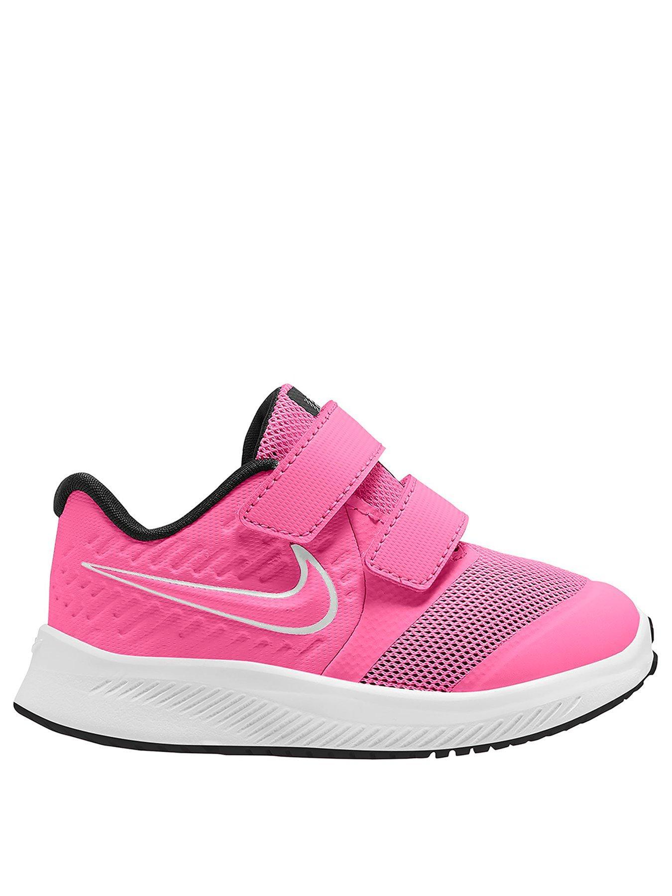 Pink | Trainers | Child \u0026 baby | Nike