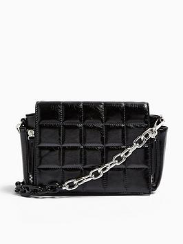 topshop-alex-quilted-shoulder-bag-black