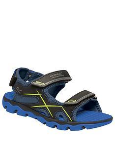 regatta-boys-kota-drift-junior-sandals-black-blue