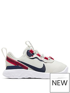 nike-element-55-infant-trainers-whitenavyred