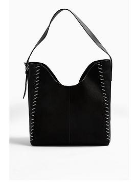 topshop-halo-hobo-bag-black