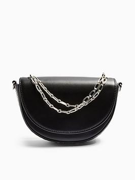topshop-daryl-eyelet-bag-black