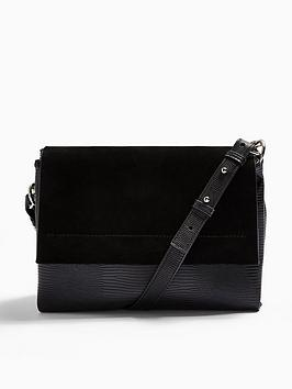 topshop-faye-cross-body-bag-black