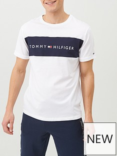 tommy-hilfiger-logo-lounge-t-shirt-white