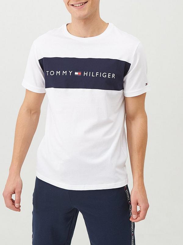 Tommy Hilfiger Lounge Logo T Shirt