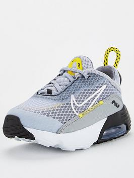 nike-air-max-2090-infant-trainers-greywhite