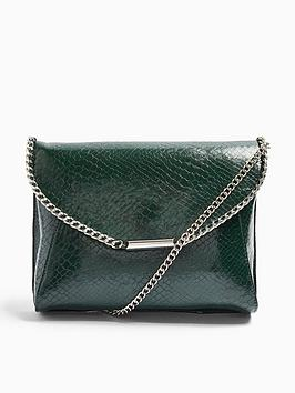 topshop-printed-court-clutch-bag-green