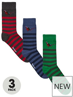 barbour-pheasant-3-pack-sock-gift-set-redbluegreen
