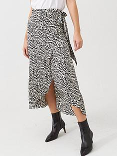 v-by-very-animal-satin-wrap-skirt-print