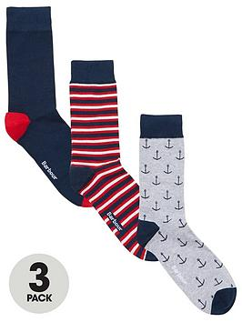 barbour-mixed-3-pack-sock-gift-set