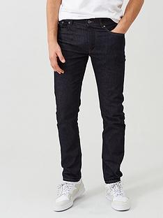 lacoste-sportswear-rinse-wash-slim-fit-jeans-indigo