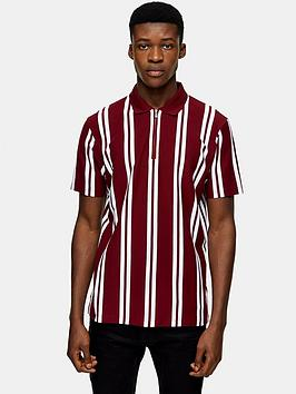 topman-vertical-stripe-polo