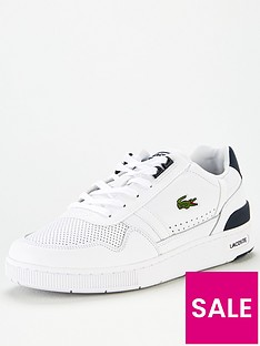lacoste-t-clip-leather-trainers-white