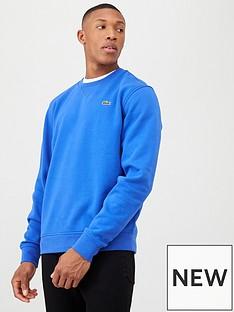 lacoste-sports-sports-classic-sweatshirt-blue