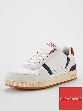 lacoste-t-clip-suede-leather-trainers