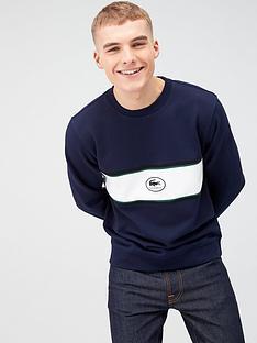 lacoste-sportswear-applique-logo-panel-sweatshirt-navy