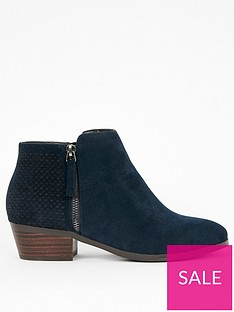 evans-wide-fit-anderson-zip-side-western-boots-black