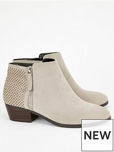 evans-wide-fit-anderson-zip-side-western-boots-grey