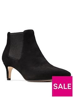 clarks-laina55-leather-kitten-heel-ankle-boot-black