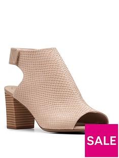 clarks-deva-bell-leather-peep-toe-sandal-sand