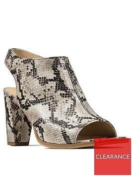 clarks-kaylin85-sling-leather-peep-toe-sandal-grey-snake