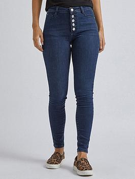 dorothy-perkins-button-alex-jeans-blue