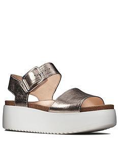 clarks-botanic-strap-leather-wedge-sandal-stone