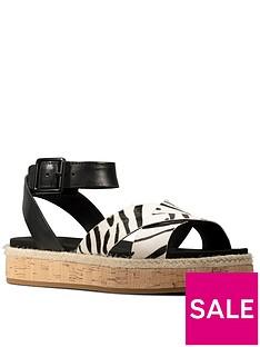 clarks-botanic-poppy-leather-chunky-flat-sandal-animal-print