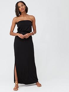 v-by-very-tall-bardot-jersey-maxi-dress-black