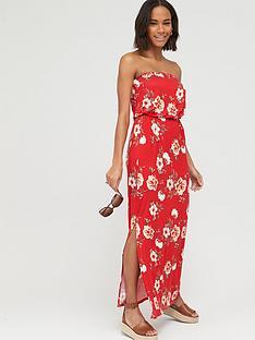 v-by-very-petite-bardot-jersey-maxi-dress-red