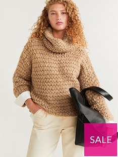 mango-oversized-roll-neck-jumper