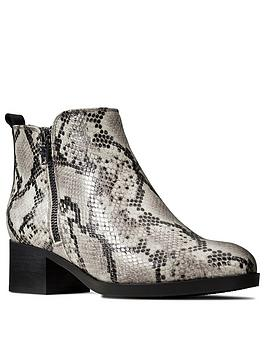 clarks-mila-sky-block-heel-leather-ankle-boot-grey-snake