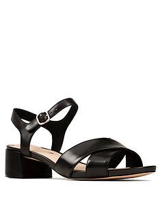 clarks-sheer35-strap-leather-block-heel-sandal-black