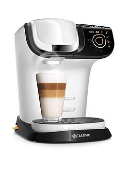 Tassimo My Way 2 Tas6004Gb Coffee Machine - White