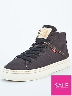 levis-sherwood-high-top-trainer-black