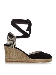 lulu-guinness-lupin-suede-espadrille-wedges-black