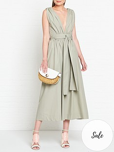 bec-bridge-st-silvie-belted-midi-dress-sage