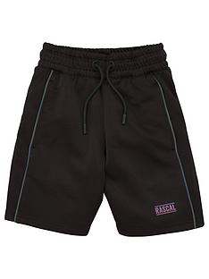 rascal-latitude-piping-shorts-black