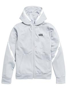 rascal-flection-tape-full-zip-hoodie-light-grey