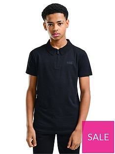 rascal-polo-shirt-black