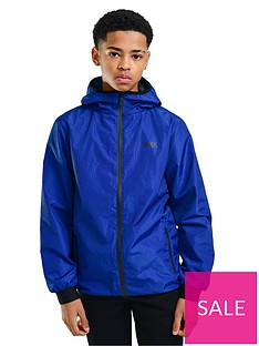 rascal-childrensnbspdistorted-aopnbspgridnbspwindbreaker-jacket-blue