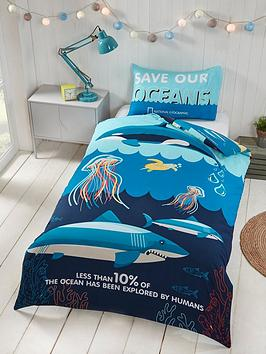 national-geographic-ocean-life-glow-in-the-dark-single-duvet-cover-set