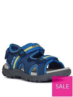 geox-boys-strada-sandal-blue