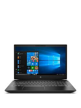 Hp Pavilion Gaming 15-Cx0019Na Intel Core I5-8300H, 8Gb Ram, 256Gb Ssd, Gtx 1050Ti 4Gb Graphics, 15.6 Inch Full Hd Gaming Laptop - Black