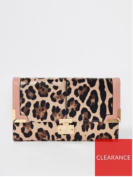 river-island-river-island-leopard-print-travel-wallet-pink