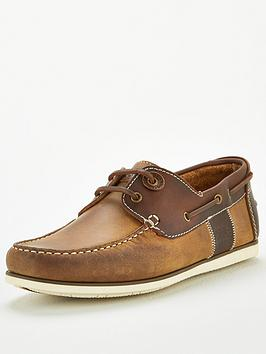 barbour-capstan-leather-boat-shoes-tan