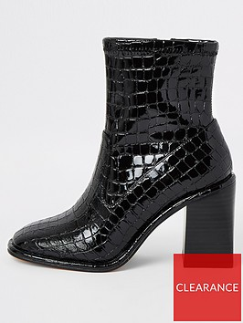 river-island-river-island-block-heel-ankle-boot-black