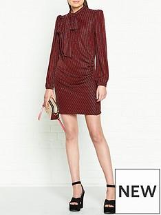 marc-jacobs-disco-lurex-stripe-dress-red