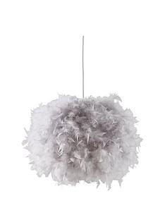 ellie-easy-fit-pendant-lightshade-grey